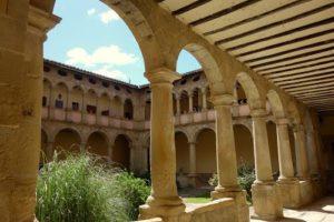 Convento de las Carmelitas Rubielos de Mora