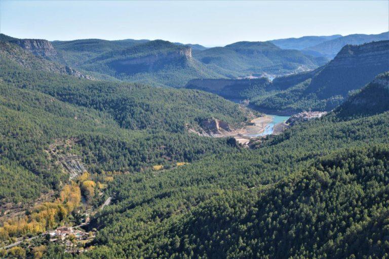 «Estrechos del Mijares», Red  Natura 2000 y el valle de Olba: nuestro compromiso