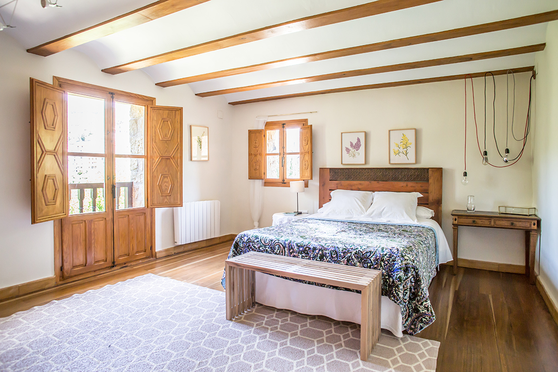 casa principal-Suite desde la entrada copia