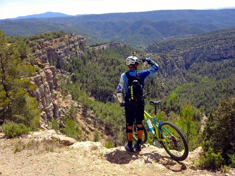 4 rutas de MBT en Olba: Vacaciones con tu bici